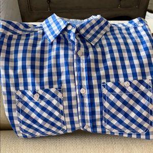 Boys long sleeved shirts